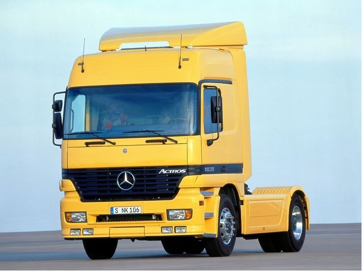 Mercedes Actros MP1