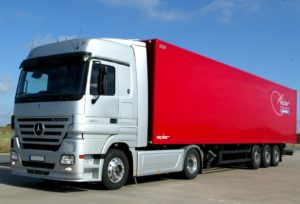 Mercedes Actros MP2 MEGA