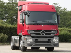 Mercedes Actros MP3