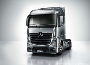 Mercedes Actros MP4 Stream Space