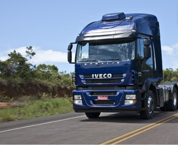 Iveco Stralis AD AT 2007-2013