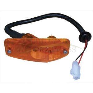Lampa Semnalizare Pentru Aparatori Noroi Stg=dr DAF XF106