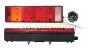 Lampa Stop Stanga Spate DAF CF65,75,85
