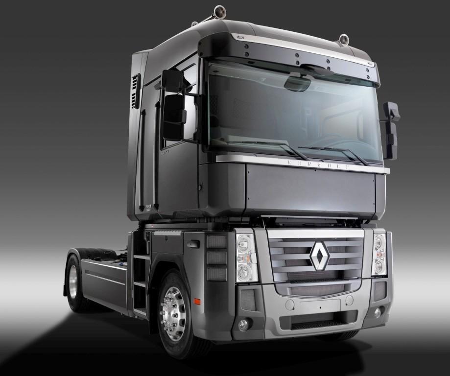 Renault Magnum E-tech