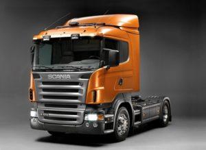 Scania Seria P,G,R (2005-2010)