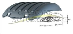 Aparatoare Noroi Spate Scania-p Partea Superioara Model Adanc
