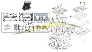Set Reparatie Compresor VOLVO FH,FM Pentru Compresor WABCO