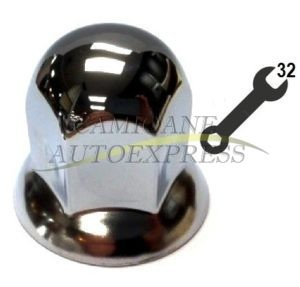 Capac Piulita Roata Metal Cromat MAN M32