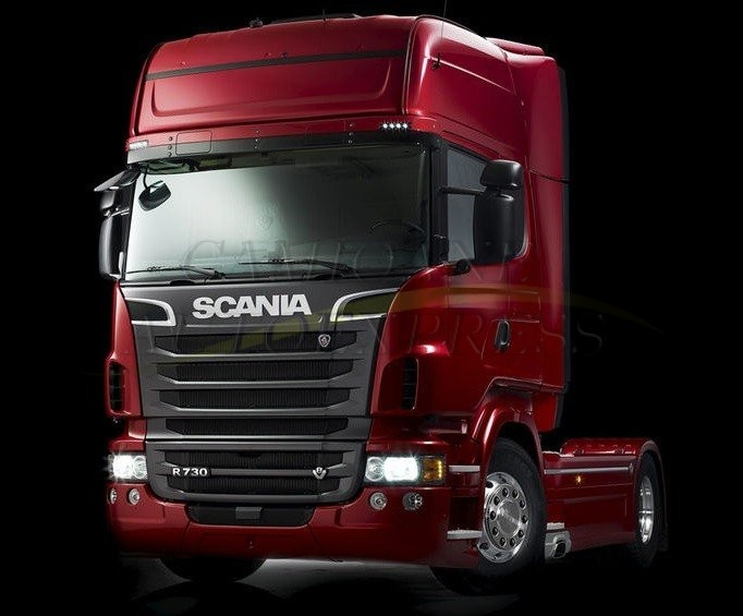SCANIA R GC,CR 2010-
