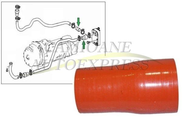 Furtun Circuit Racire Retarder MERCEDES MP2