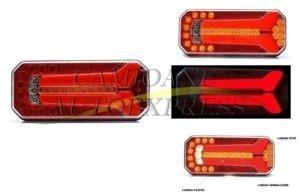 Lampa Stop Lumina Led Stanga,dreapta,3 functii