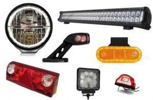 Lampi Stop,proiectoare,lampi Gabarit,lampi Laterale