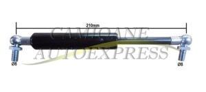 Amortizor Gaz Schmitz L210mm,800n
