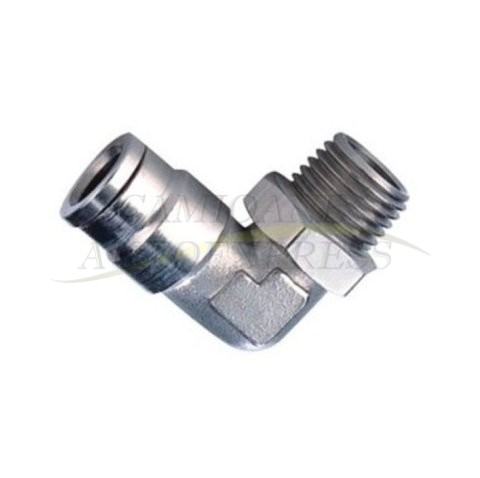 Conector L Metal Fi12 Filet M22