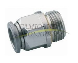 Conector Metal Fi12 Filet M16