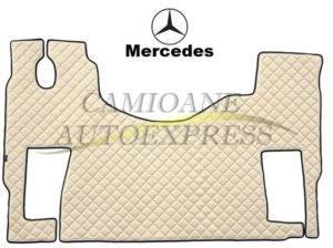Covoras Acoperire Completa Mercedes Piele Ecologica Actros Mp2-mp3 Pentru Podea Plata Si Scaun Rotativ