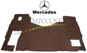 Covoras Acoperire Completa Piele Ecologica Mercedes Actros Mp2-mp3 Pentru Podea Plata Si Scaun Fix