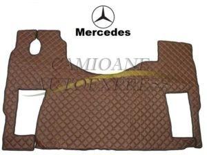 Covoras Acoperire Completa Piele Ecologica Mercedes Actros Mp2-mp3 Pentru Podea Plata Si Scaun Rotativ