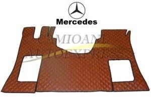 Covoras Acoperire Completa Piele Ecologica Mercedes Mp4 Pt.scaun Pasager Cu Suspensie