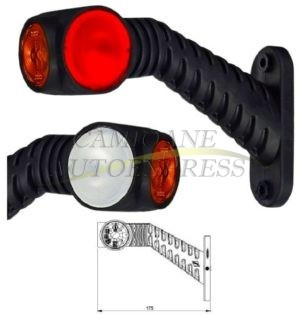 Lampa Gabarit Stanga Brat Lung Led