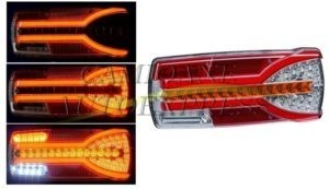 Lampa Stop Dreapta Lumina Led 7 Functii Semnalizare Dinamica