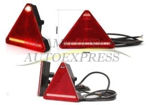 Lampa Stop Stanga Lumina Led 4 Functii