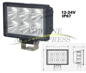 Proiector 6 Led 1800lm