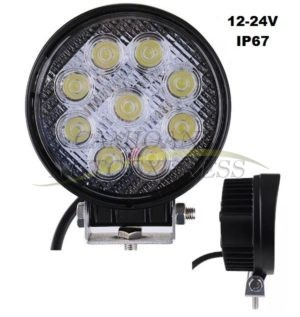 Proiector 9 Led 27w 2150lm