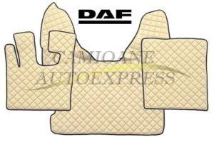 Set Complet Covorase Piele Ecologica Daf Xf105 (2007-2012) Cutie Automata