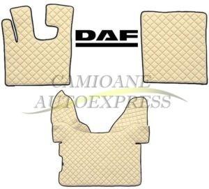 Set Complet Covorase Piele Ecologica Daf Xf106
