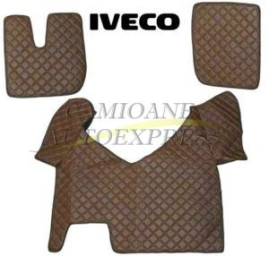 Set Complet Covorase Piele Ecologica Iveco Hi-way Cutie Automata