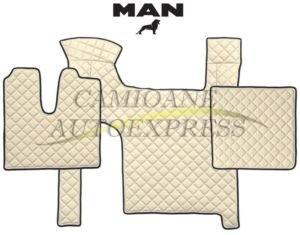 Set Complet Covorase Piele Ecologica Man Tgx Cutie Manuala