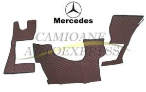 Set Complet Covorase Piele Ecologica Mercedes Actros Mp4 Cabina Stream Space