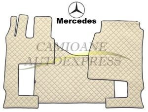 Set Complet Covorase Piele Ecologica Mercedes Mp4 Cutie Automata