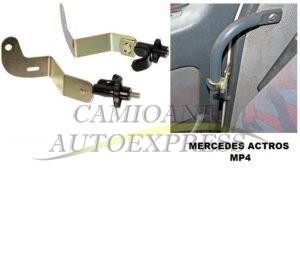 Set Dispozitive Suplimentare Blocare Usi Cabina Mercedes Actros