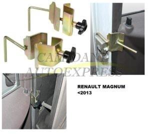 Set Dispozitive Suplimentare Blocare Usi Cabina Renault Magnum