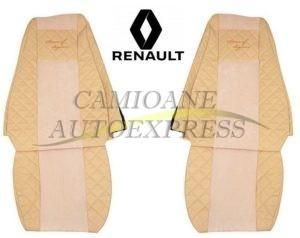 Set Huse Scaune Renault Premium 2005-2012 Piele Ecologica