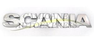Logo Litere Capota Motor SCANIA R