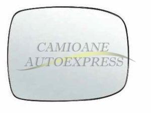 Sticla Oglinda Retrovizoare Mica (panoramica) DAF XF106 Cu Incalzire Dreapta
