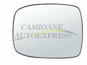 Sticla Oglinda Retrovizoare Mica (panoramica) DAF XF106 Cu Incalzire Stanga