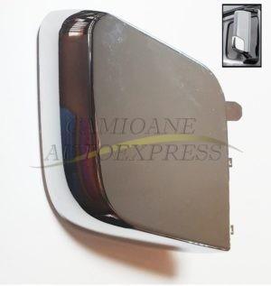 Capac Oglinda Panoramica Dreapta Cromat MERCEDES ACTROS MP4