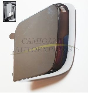 Capac Oglinda Panoramica Stanga Cromat MERCEDES ACTROS MP4