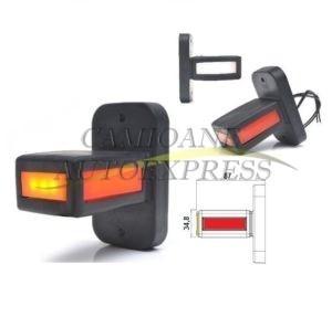 Lampa Gabarit Stanga=dreapta LED Efect Neon