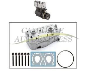 Chiulasa Compresor DAF XF105 Pentru Compresor WABCO