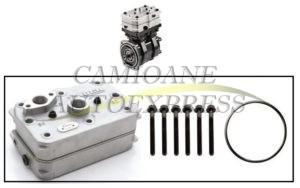 Chiulasa Compresor DAF XF105,XF95,CF85 Pentru Compresor WABCO