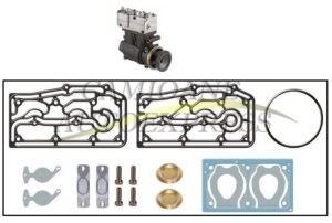 Set Garnituri Compresor DAF XF105,XF106 Pentru Compresor WABCO